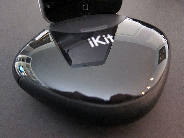 Review: iKit NuFlow Charger Dock + Amp