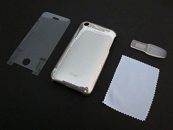 First Look: Ozaki iCoat Sweat + iCoat Anti-Drop Cases for iPhone 3G/3GS