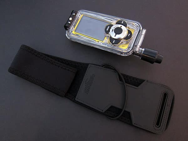 Review: H2O Audio Capture Waterproof Case for iPod nano (5th Gen)