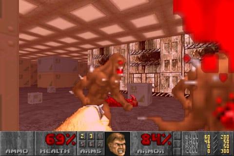 iPhone Gems: Asphalt 5 and Doom Classic