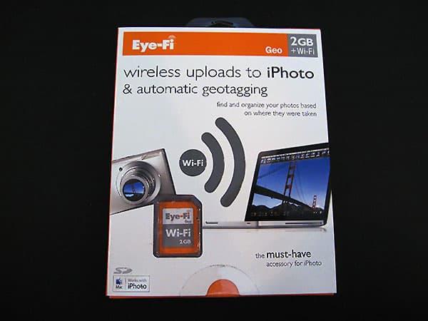 Eye-Fi Geo: Add iPhone-Style Geotagging, Wi-Fi Uploading to (Virtually) Any SD Card Camera