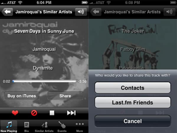 iPhone Gems: 12 Internet Radio Apps for iPhone + iPod touch