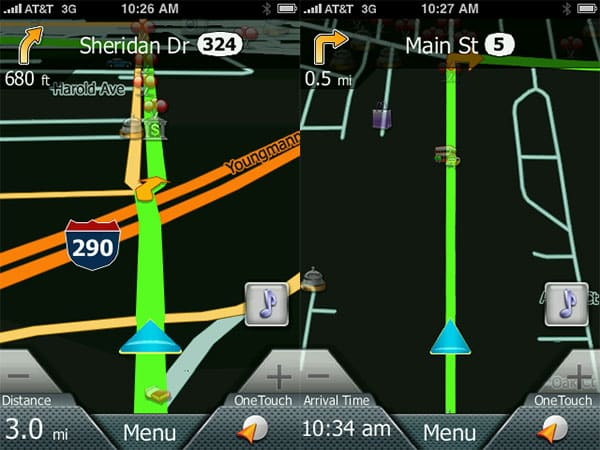 On the State of iPhone Turn-By-Turn GPS, Including Magellan