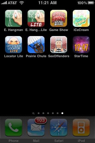 Weird + Small Apps 25: Extreme Hangman, iCeCream, Game Show Soundboard + Sex Offender Titles