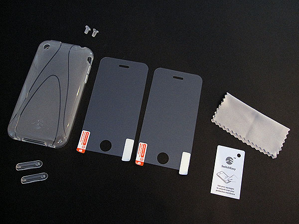 First Look: SwitchEasy Vulcan for iPhone 3GS + 3G