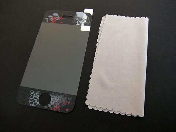 First Look: xGear Printed Image Screen Protector