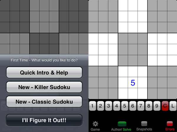 Review: WhiteNile Systems KillerSudoku