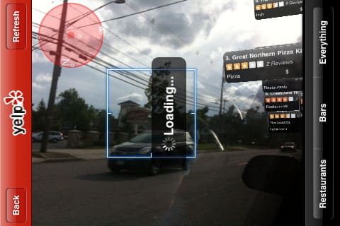 Augmented Reality, or, An Ultra-Cool iPhone 3GS Feature, Yelping For Your Help