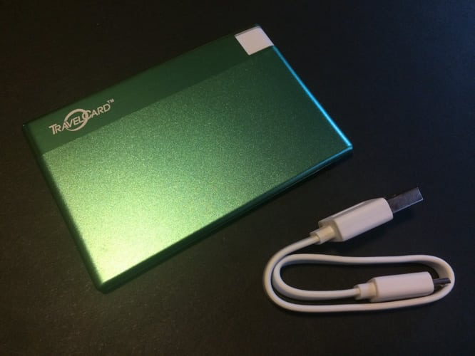 Review: Go Design TravelCard Charger