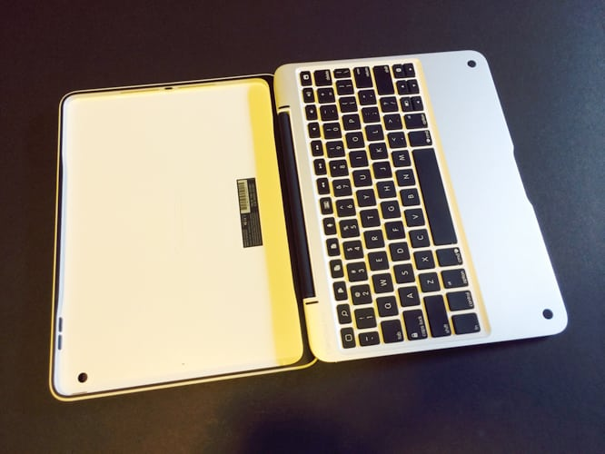Review: ClamCase ClamCase Pro for iPad Air