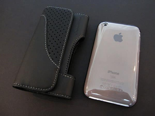 First Look: Marware C.E.O. Premiere+ for iPhone 3G + 3GS