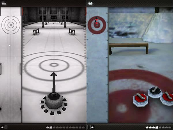 Weird + Small Apps: Curling, Basketball, Gender Changer, Dictionary.com, TalkMail Pro