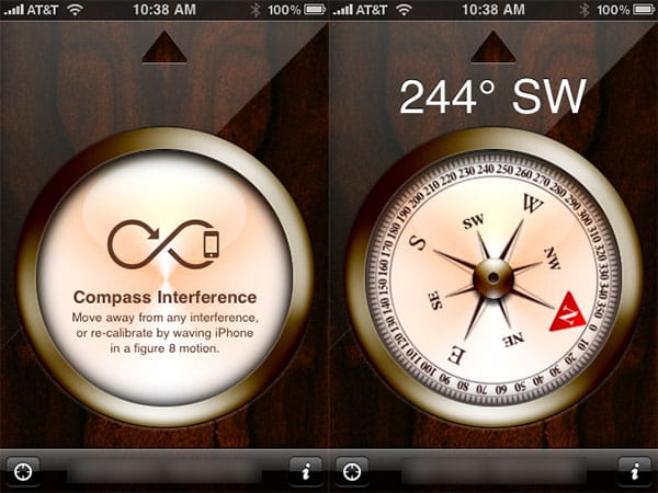 iPhone 3GS Compass Flakiness: Blame The Hardware, Or The OS?