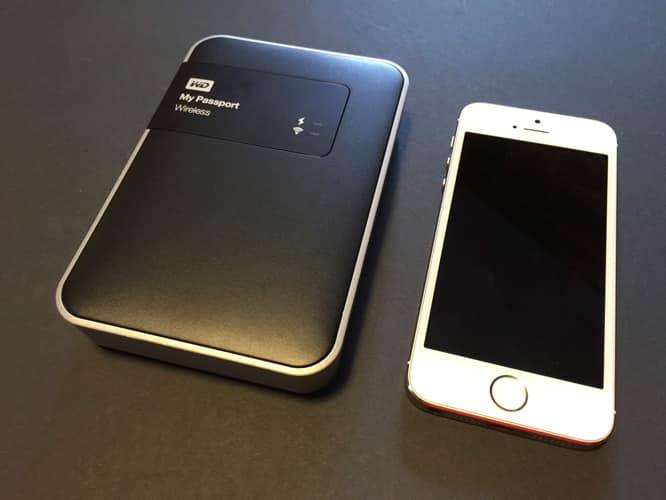 Review: Western Digital My Passport Wireless