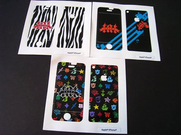 First Look: NLU Products TatSkinz