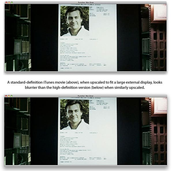 iTunes Store HD Movies Don't Play on My Monitor: Solutions