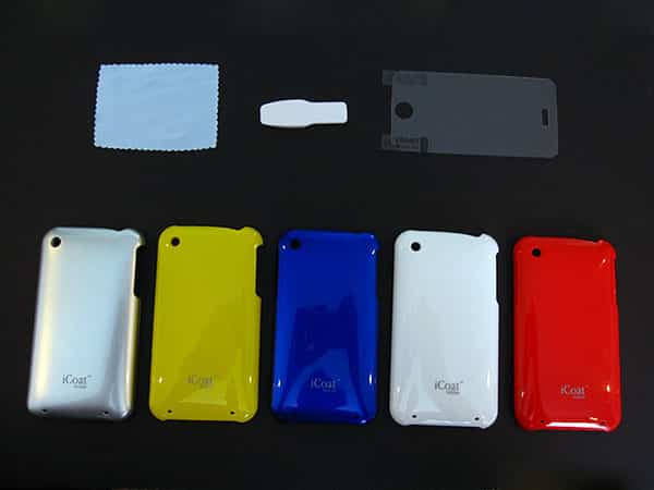 First Look: Ozaki iCoat Wardrobe for iPhone 3G + 3GS