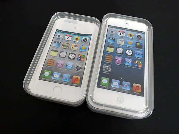 Review: Apple iPod touch (Fifth-Generation)