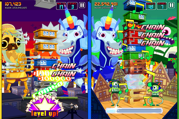 iPhone + iPad Gems: Bop It! for iPad, Monsters Ate My Condo + Serious Sam: Kamikaze Attack!