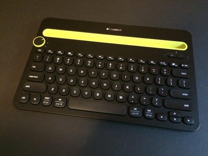 Review: Logitech Bluetooth Multi-Device Keyboard K480