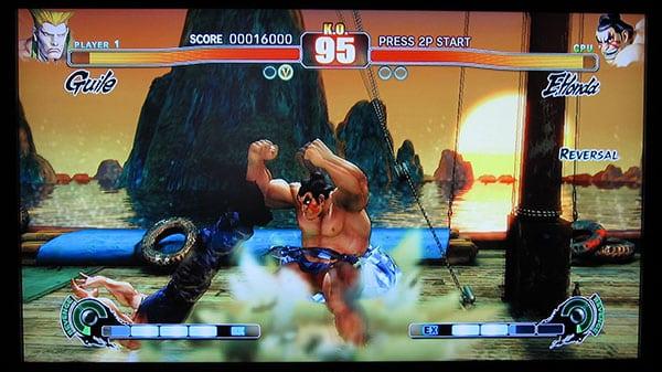 Three Paragraphs on Street Fighter IV