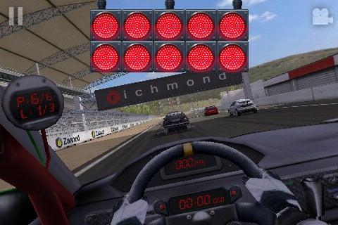 iPhone Gems: Real Racing and Phaze