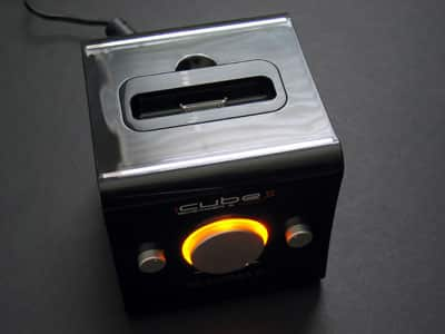 Review: Boynq iCube II Speaker & Docking Station for iPod