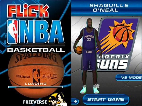 Review: Freeverse Flick NBA Basketball