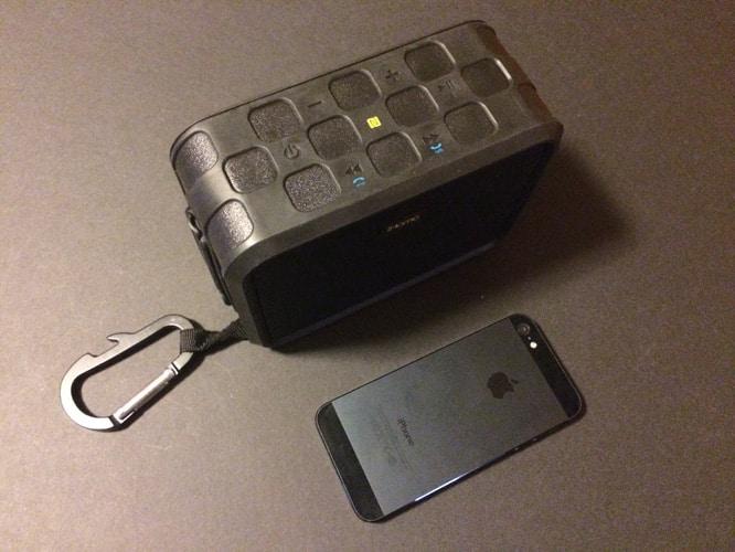 Review: iHome iBN6 Waterproof Bluetooth Speaker