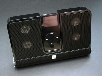 Review: XtremeMac MicroBlast Speakers for iPod nano