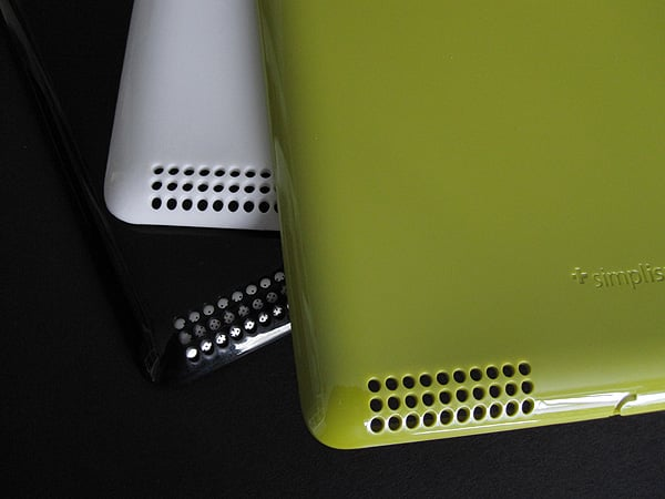Review: Simplism Semi Hard Case Set for iPad 2
