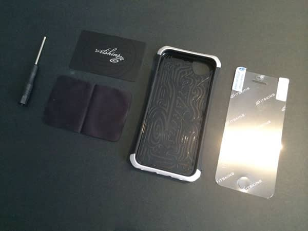 Review: Itskins Nitro Forged for iPhone 5/5s