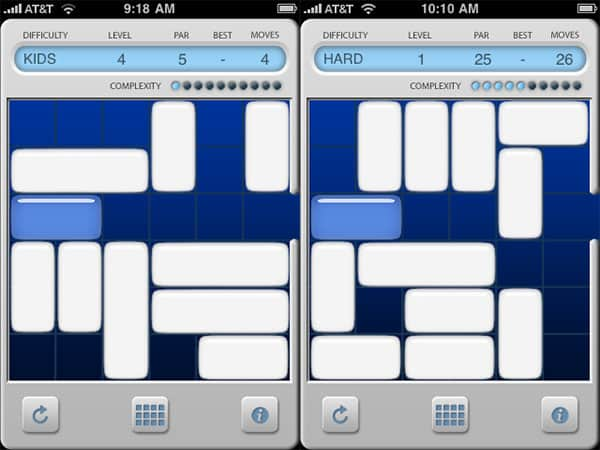 Weird + Small Apps: Blue Block, Guess!, Idiot Test, ThreadBound, Water Toy, myXident, StamPa + More
