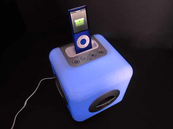 Review: iHome iH15 ColorTunes LED Color Changing Speaker for iPod