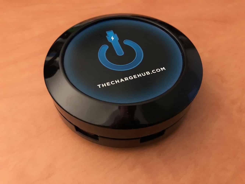 ChargeHub X7 Seven-Port USB Charging Station