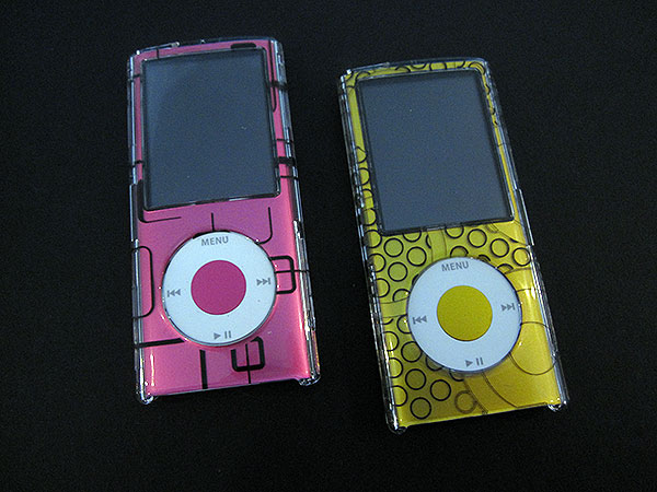 Review: Contour Design iSee inked for iPod nano 4G