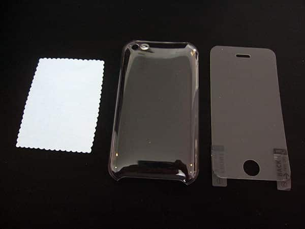First Look: Ozaki iCoat i-Photo for iPhone 3G