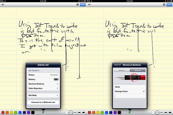Review: Adonit Jot Touch 4