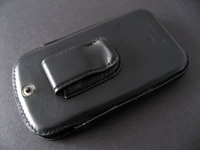 Review: JAVOedge JAVOLeather Case for iPhone