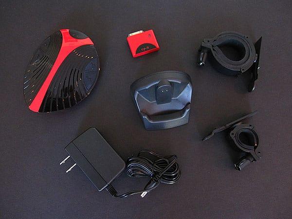 Review: Cy-Fi Wireless Sports Speaker for iPod