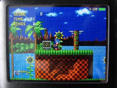 Review: Sega of America Sonic the Hedgehog