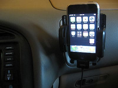 Review: JAVOedge Universal Mobile Mounting Kit for Apple iPhone