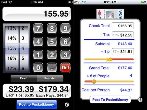 iPhone Gems: All 30 Tip Calculators + Meal Splitters, Reviewed