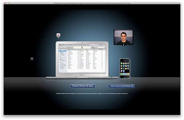 First Look: It's About Time Products Learn the iPhone 3G