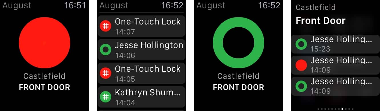 Review: August Smart Lock HomeKit enabled + Smart Keypad