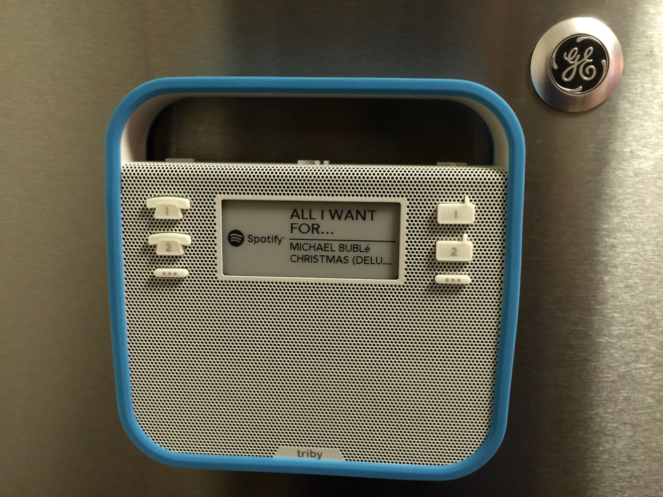 Review: Invoxia Triby Connected Kitchen Speaker