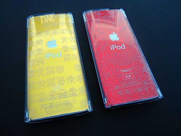 Review: Griffin iClear Sketch for iPod nano 4G