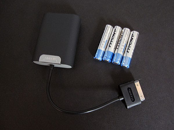 Review: Griffin TuneJuice Battery Charger for iPhone and iPod