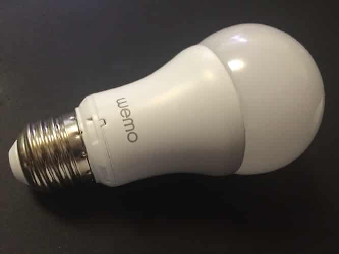 Review: Belkin WeMo LED Lighting Starter Set