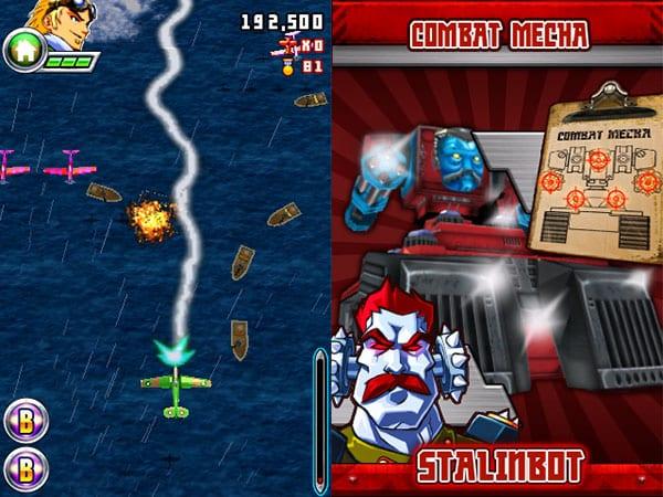 iPhone Gems: Siberian Strike, Cops & Robbers, Metal Gear Solid Touch 2.1, Pandemonium & Shadowland